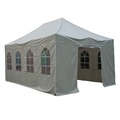 Best Price direct sale gazebos canopy with side walls military tent