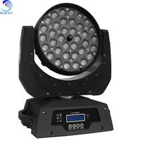 Good WLEDM-11-4 Quiet 36x10w rgbw 4in1 led zoom moving head light 36 x 10 watt