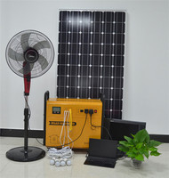 2015 best price home roof 1000w solar system ups