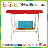 ZJBOU Colorful and functinal teardrop baby swing chair