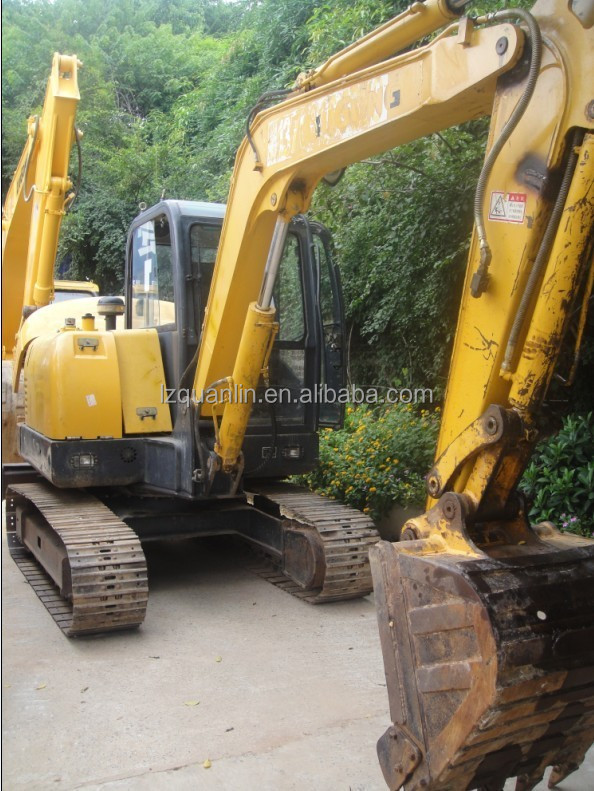 Liugong CLG906C second hand excavator used hydraulic excavator
