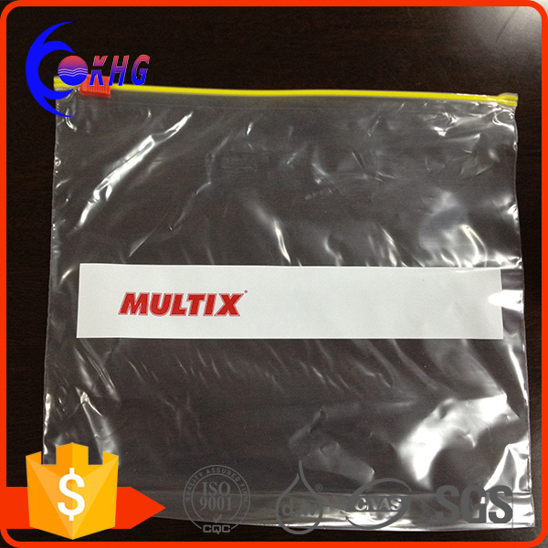 Clothing packaging clear plastic vinyl pvc zipper bags for Clear shirt packaging bags