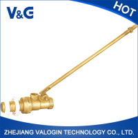 Made In China Excellent Material Copper Ball Float Valve/drill pipe float valve
