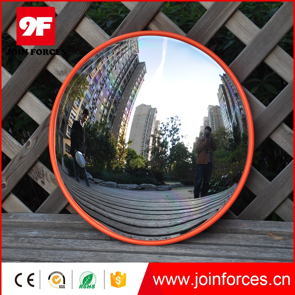 9F Indoor Cheap Decoration Wall Convex Mirror