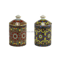 Top Quality Good Price China Craft Custom Ceramic Scented Candle Jar Container