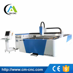 CMF-1530 High Accuracy 1mm Stainless Steel Laser Cutting Machine