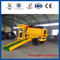 High Recovery Efficiency Mini Gold Sluice from SINOLINKING