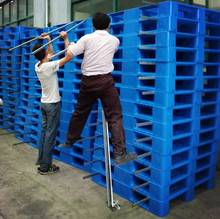 Accept Sample Order Custom Color Transport Smooth Chuanzi Plastic Steel Pallet