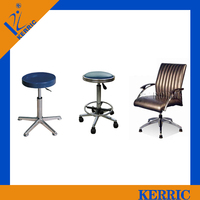Lab chairs / Adjustable Laboratory Stool with wheels