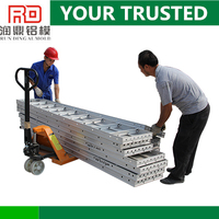China supplier RD plastic formwork for round column concrete panel
