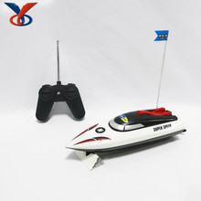 New Boat rc 4CH R/C Boat racing ship remote control boat toys for kids wholesale