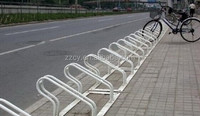 custom stainless steel bike rack bicycle rack