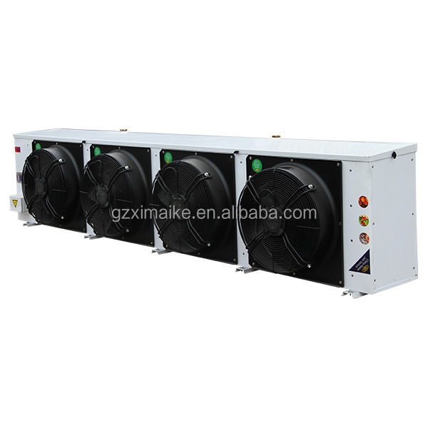 Evaporator Air cooler DJ series 4 fans for Blast Freeze cold room