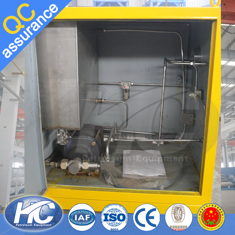 Automatic polyurethane injection pump / chemical injection skid from china