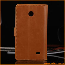 for Nokia X wallet leather case
