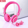 Most popular newest wired headphones,sport wired headset,stereo wired headphones