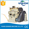 Manual Corrugated Board Printing Slotting Die Cutting Machine/Carton Box Making Machine