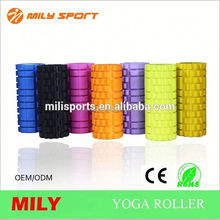 Eva solid yoga roller stretches cheaper and colourful