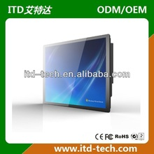 "21.5"" True Flat PCT Multi-touch LCD monitor"