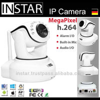 INSTAR IN-6012HD, SD Card Slot, 2GB, ONVIF