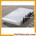 China factory supply VOIP gsm gateway 4port GOIP4 one year warranty