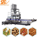stainless steel full-auto pet food twin screw extruder