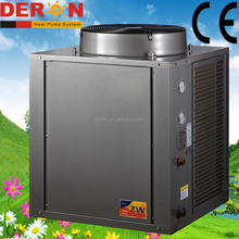 19KW High efficient Air to water EVI heat pump for Low ambeint temperature cold area, air source water heater China manufacture