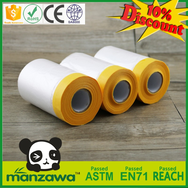 china suppliers masking film for spray paint masking film