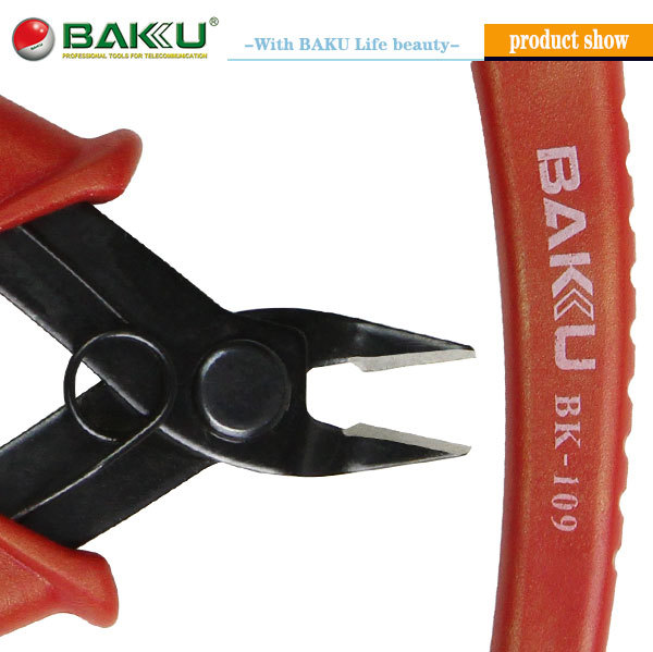 High quality low price multi functional of stainless steel cutting pliers BK-109 (BK-109)