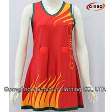 Polyester Personal Design Netball Skirt Wholesale