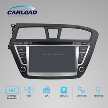 Car radio 2 din dvd with touch screen car for android Hyundai i20 car dvd