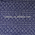 bodkin jacquard knit fabric for sweater 100%polyester