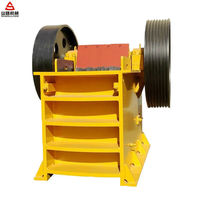 PE250*400 stone jaw crusher