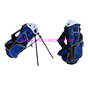 blue 14 dividers golf stand bag