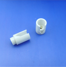 High fracture toughness industrial zirconia ceramic bush zro2 part