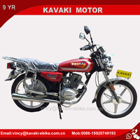 Cheap Price Hign Quality CG125CC Engine motorcycle Motor Air-Cooled Two Wheeler Motorbikes