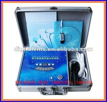 Elderly man health analyzer
