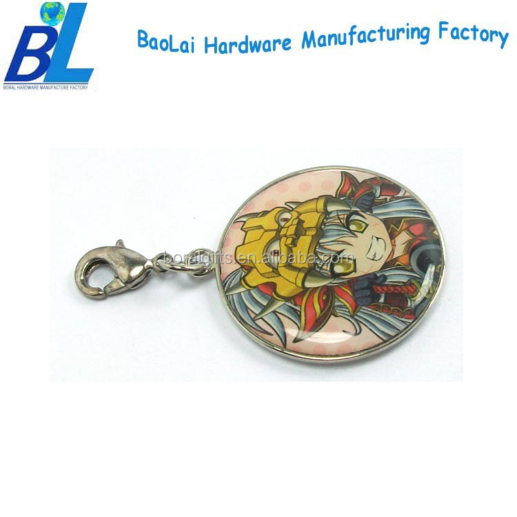 vcartoon feature pendants shipping to Japan