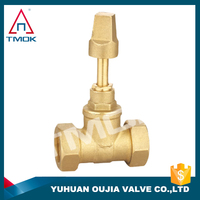 amico brabd brass stop valve forged and full port and CE approved three way and electric control valve with new bonnet inTMOK