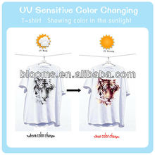 UV Activated Color Change T-Shirt