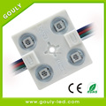 4 chips 5050 dc injection color changing rgb 2835 led module 24v