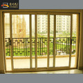 Alibaba top supplier modern low price aluminum tempered glass sliding partition door