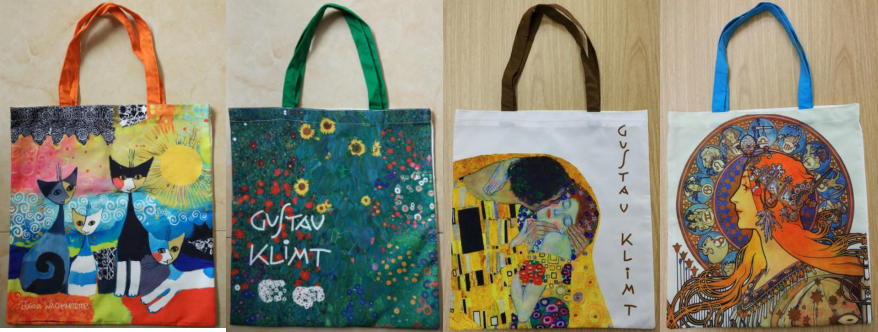 Wholesale Customized Cotton Bag For Women