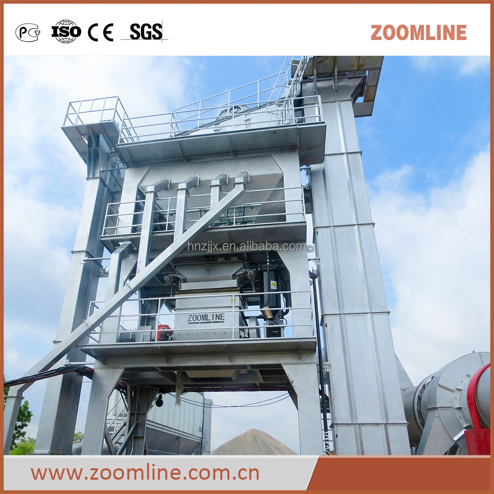 High quality asphalt mix batch plant for sale