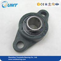 Casting forming Pillow Block Bearing UCFL209 for spinning machine