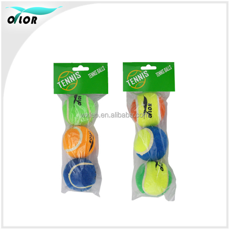 Swing Promotional Colored Cricket Tennis Ball Factory