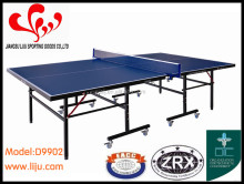 16mm Folding Table Legs Ping Pong Table Price For Sale,2015 Wholesale Used Tennis Table Sports,Mix Model OEM Table Factory