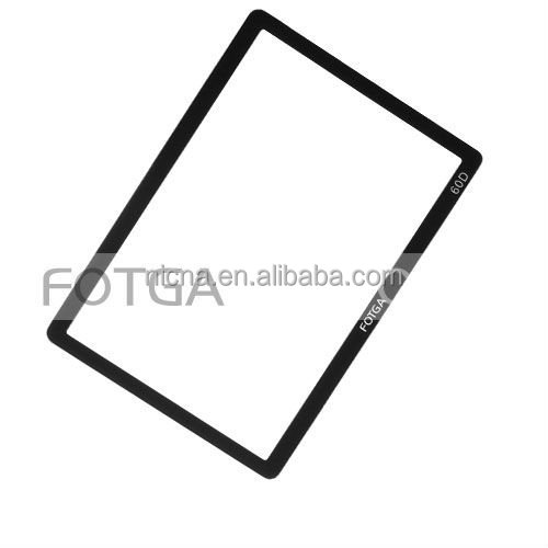 FOTGA LCD screen Glass Protector cover for CANON EOS 5DII 40D 50D
