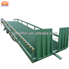 hydraulic used trailer ramps