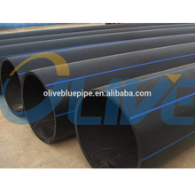 PE100/ HDPE pipe /polyethylene pipe /water plastic pipes price list